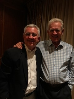 Bill And Tim McCarver