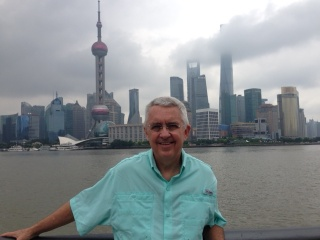 Bill In Shanghai